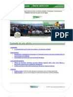 Boletín Antiminero. Marzo 2013.
