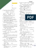 Ecuaciones e Inecuaciones2