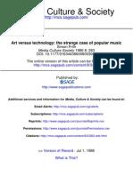 FRITH, Simon (1986) - Art versus technology_ the strange case of popular music.pdf