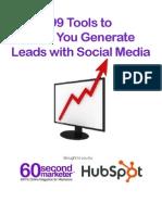 99 Social Media Tools