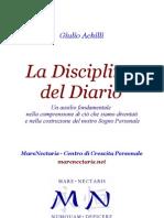 Disciplina Del Diario