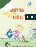 Martina y el secreto de la radiación