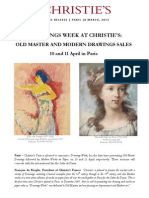 Drawings Week At Christie's