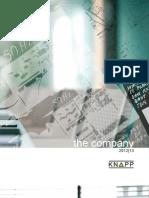 KNAPP AG 2012_Company Overview