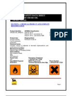 MSDS Brass Blend Crude Oil