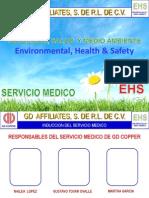 Induccion Servicio Medico Gd Affiliates