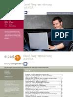 Excel Programmierung Mit Vba