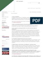 FIESP Drawback