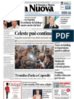 """Giorgio Napolitano al Festival della Politica """"Voci Fuori Campo"""" 2012"""