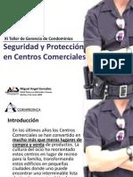 Seguridad en Centros Comerciales