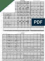 20. Machu Picchu - Score Orquesta.