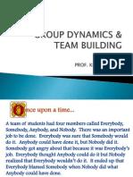 Group Dynamics Prof. Kiran Ug-i