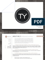 TY - Portfolio