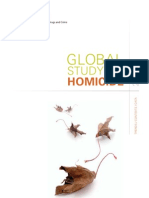 Globa Study on Homicide 2011 Web