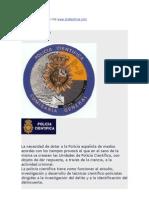 Foro policia cientifica cnp www.doc