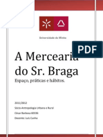 A Mercearia Do Sr. Braga