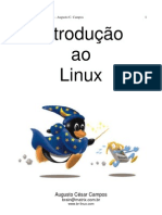 Introdução Ao Linux - Augusto C Campos