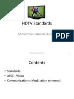 HDTV Standards