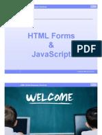 HTML JavaScript