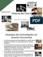 Historia Del Cine II