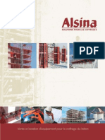 Alsina Brochure French