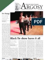 The Argosy March 14th, 2013
