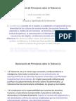 Declaración de Principios sobre la Tolerancia[1]