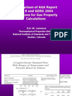 Gas Property Calculations