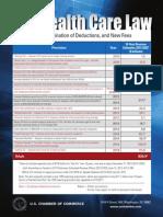 Revenue Provisions in the Health Care Law