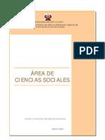 PROGRAMACION SOCIALES