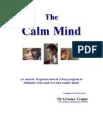 The Calm Mind - various techniques incl TAT.pdf