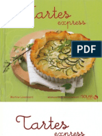 Tartes express - Solar éditions