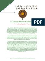 La astrología. Cimiento de la iniciación-Serge Raynaud de La Ferriére