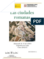 las ciudades romanas.pdf