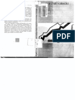 111151279 Michal Kalecki El Desarrollo de La Economia Socialista