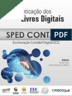 Manual de Autenticação de Livros Digitais - SPED Contábil