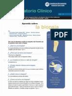 Carta Laboratorio 2 La Biopsia