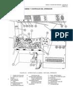 OM3203 Cabina y Controles del Operador Sección 32
