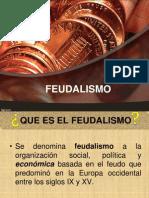 FEUDALISMO EXPOSICION