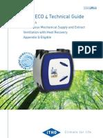 ITHO HRU ECO 4 Technical Document