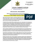 St Pats DWI Enforcement & Drugged Driving