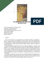 Alan Dean Foster - El Krang de los Tar-Aiym.pdf