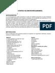 PRÁCTICA 5 Aislamiento y conteo de microorganismos de suelo