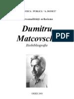 Matcovschi