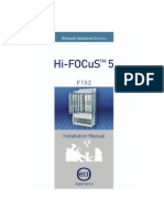 F152 Installation Manual