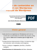 Manual Wordpressdotcom