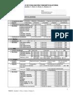 PROTOCOLO DE EVALUACIÓN FONOARTICULATORIA (P.E.F.A.)