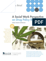 Drug Policy Reform Brief Social Justice Dept