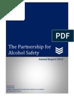 PAS 2012 Annual Report