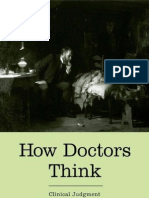 How Doctors Think (2006)